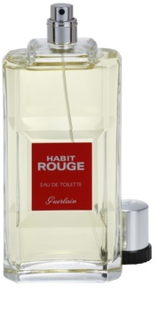 Guerlain Habit Rouge eau de toilette pour homme 200 ml