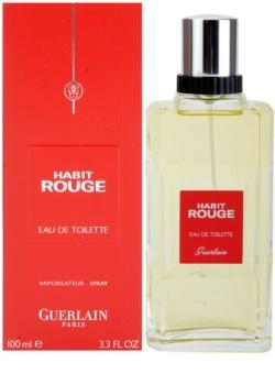 Guerlain Habit Rouge toaletna voda za moške 100 ml