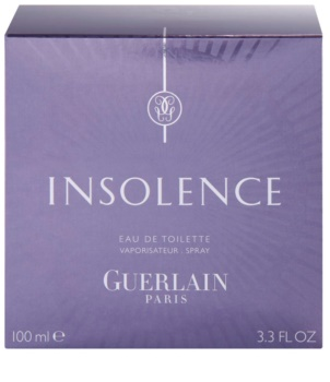 Guerlain Insolence Eau de Toilette for Women 100 ml