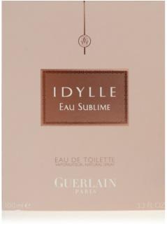 Guerlain Idylle Eau Sublime Eau de Toilette for Women 100 ml
