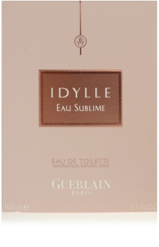 Guerlain Idylle Eau Sublime woda toaletowa dla kobiet 100 ml
