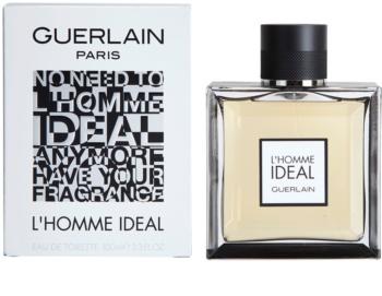 Guerlain L'Homme Ideal L'Homme Idéal toaletní voda pro muže 100 ml