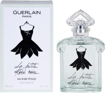 Guerlain La Petite Robe Noire Ma Robe Pétales Eau Fraîche Eau de Toilette para mulheres 100 ml