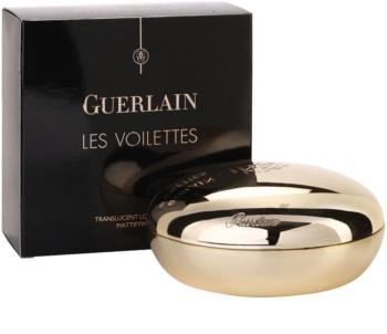 Guerlain Les Voilettes sypký transparentní pudr