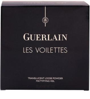 Guerlain Les Voilettes розсипчаста прозора пудра