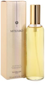Guerlain Mitsouko eau de toilette per donna 93 ml ricarica con diffusore