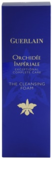 Guerlain Orchidée Impériale Foaming Face Wash with Orchid Extract