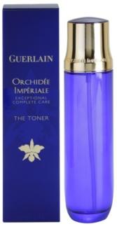Guerlain Orchidée Impériale tonik do twarzy z ekstraktem z orchidei