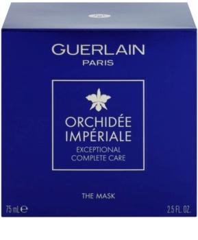 Guerlain Orchidée Impériale omlazující pleťová maska