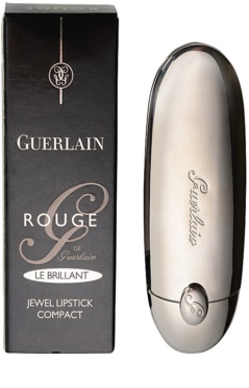 Guerlain Rouge G le Brillant hidratáló rúzs fénnyel