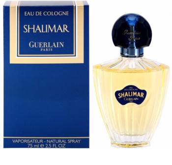 Guerlain Shalimar eau de cologne pentru femei 75 ml