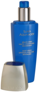 Guerlain Super Aqua hydratisierendes Serum für den Körper