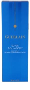 Guerlain Super Aqua hidratáló szérum testre