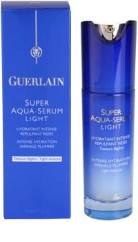 Guerlain Super Aqua sérum suave para hidratação intensiva de pele