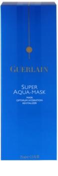 Guerlain Super Aqua hydratačná pleťová maska