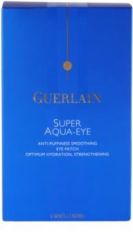 Guerlain Super Aqua hydratační maska na oční okolí