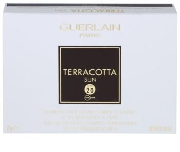 Guerlain Terracotta Sun компактна тональна крем-пудра SPF 20