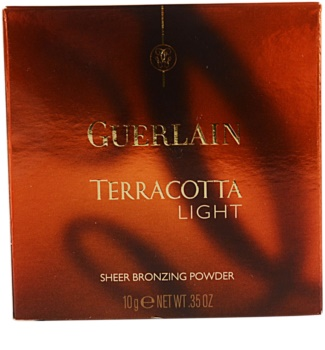 Guerlain Terracotta Light bronzujúci púder