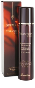 Guerlain Terracotta Spray poudre bronzante en spray SPF 10