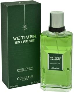 Guerlain Vetiver Extreme eau de toilette pentru bărbați 100 ml