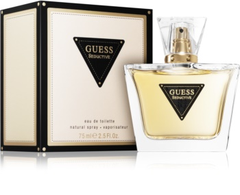 Guess Seductive Eau De Toilette For Women 75 Ml Notinofi