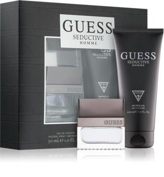 Guess Seductive Homme dárková sada I. pro muže