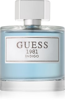 Guess 1981 Indigo eau de toilette da donna 100 ml