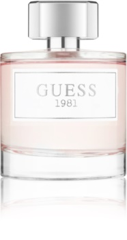 Guess 1981 Eau de Toilette for Women 50 ml