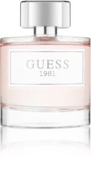 Guess 1981 eau de toilette hölgyeknek 50 ml