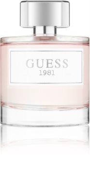 Guess 1981 eau de toilette pentru femei 50 ml