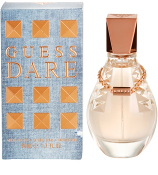 Guess Dare Eau de Toilette für Damen 50 ml