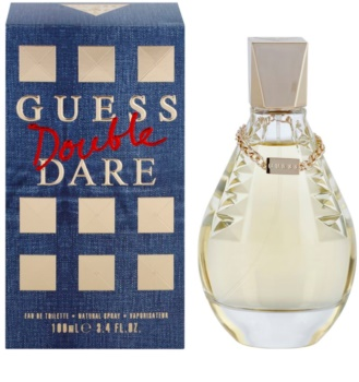 Guess Double Dare eau de toilette para mujer 100 ml