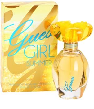 Guess Girl Summer Eau de Toilette für Damen 50 ml
