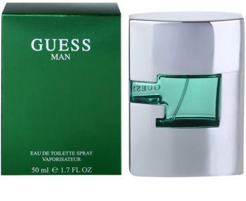 Guess pour Homme Eau de Toilette für Herren 50 ml