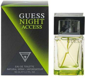 Guess Night Access toaletna voda za moške 50 ml