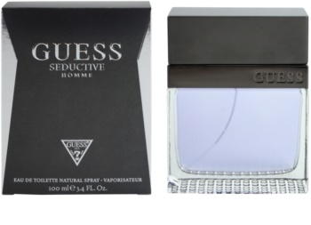 Guess Seductive Homme toaletná voda pre mužov 100 ml
