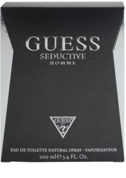 Guess Seductive Homme Eau de Toilette for Men 100 ml
