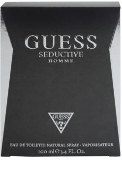 Guess Seductive Homme eau de toilette per uomo 100 ml
