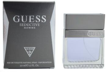 Guess Seductive Homme Eau de Toilette for Men 50 ml