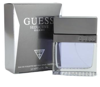 Guess Seductive Homme Eau de Toilette voor Mannen 50 ml