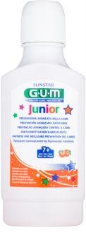 G.U.M Junior enjuague bucal para niños