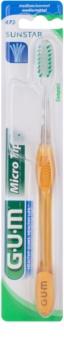 G.U.M Micro Tip Compact четка за зъби медиум