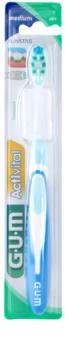 G.U.M Activital Compact brosse à dents medium