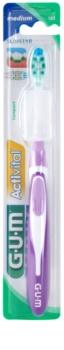 G.U.M Activital Compact escova de dentes medium