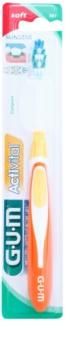 G.U.M Activital Compact zubná kefka soft