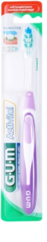 G.U.M Activital Compact brosse à dents soft