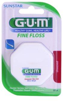 G.U.M Fine Floss fil dentaire