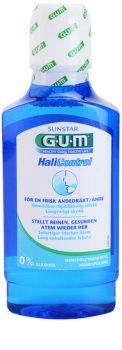 G.U.M HaliControl ústní voda proti zápachu z úst