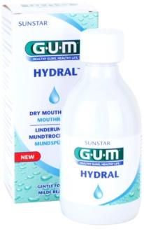G.U.M Hydral płyn do płukania jamy ustnej przeciw próchnicy