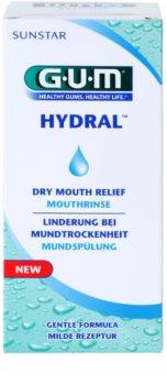 G.U.M Hydral ústní voda proti zubnímu kazu